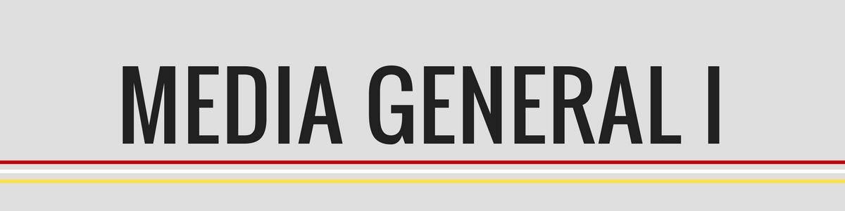 Media General I